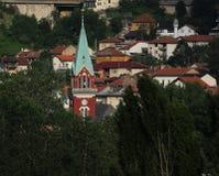 Sarajevo,Bosnia and Hercegovina,old town area royalty free stock image