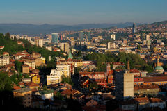 Sarajevo, Bosnia and Herzegovina Royalty Free Stock Photos
