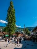 Sarajevo, Bosnia and Herzegovina Stock Photo