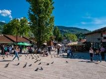 Sarajevo, Bosnia and Herzegovina Stock Image