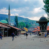 Sarajevo, Bosnia-Herzegovina Royalty Free Stock Image
