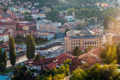 Sarajevo, Bosnia and Herzegovina Royalty Free Stock Image