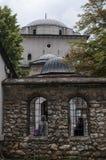 Sarajevo, Bosnia y Herzegovina, Gazi Husrev-pide la mezquita, Islam, Quran, Corán, mezquita, Bascarsija, fotografía de archivo