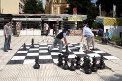Sarajevo-Buchfestival Stockfoto