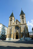 Sarajevo Cathedral Royalty Free Stock Image