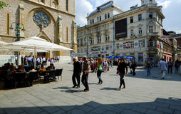 Sarajevo city Royalty Free Stock Images
