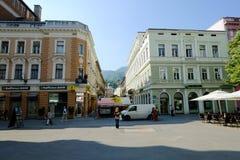 Sarajevo city Stock Image