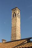 Sarajevo Clock Tower Royalty Free Stock Photos