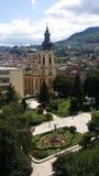 Sarajevo detalj fotografering för bildbyråer