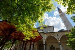 Sarajevo Gazi Meczetowy Bey zdjęcie royalty free