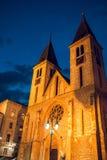 Sarajevo-Katholisch-Kathedrale Stockbilder