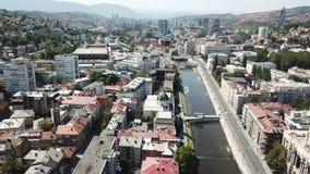 Sarajevo - la vieille ville Photographie stock