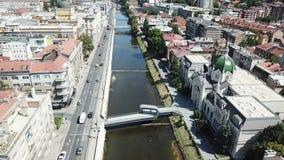 Sarajevo - la vieille ville Image libre de droits