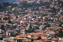 Sarajevo landscape Stock Photos