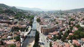 Sarajevo - The Old Town Royalty Free Stock Photos
