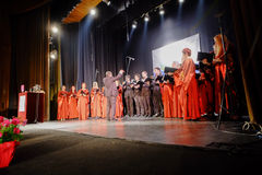 SARAJEVO PEACE EVENT 2014 Royalty Free Stock Photography