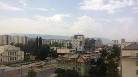 Sarajevo-Stadtdetail Stockfoto