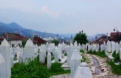 Sarajevo View Stock Images