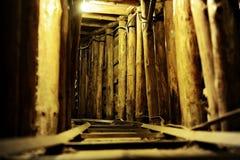 Sarajevo War Tunnel Royalty Free Stock Images