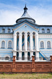 Saraktash Orthodox Gymnasium (Holy Trinity Convent of Mercy) Stock Image