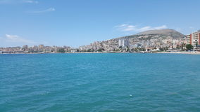 Saranda Photographie stock