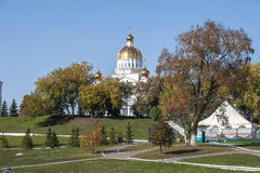 Saransk fotografía de archivo libre de regalías
