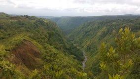 Sarapiqui Costa Rica. A View of the beatiful Costa Rica landscapes in Sarapiqui stock photos