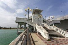 Sarasin-Brücke Phuket, Thailand Lizenzfreie Stockfotografie