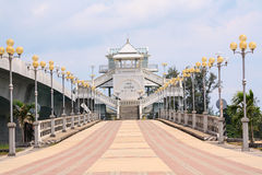 Sarasin Bridge Royalty Free Stock Photography