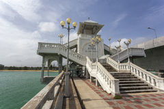 Sarasin Bridge Phuket, Thailand Royalty Free Stock Photography