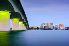 Sarasota, Флорида Стоковое Фото
