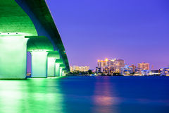 Sarasota, Floryda Obrazy Royalty Free