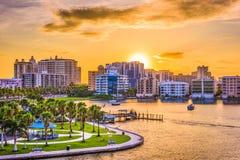 Sarasota, la Florida, los E.E.U.U. imagen de archivo