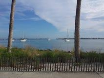 Sarasota zatoka Fotografia Royalty Free