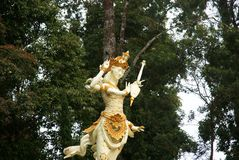 Saraswati Castle/ Puri Saraswati Royalty Free Stock Photos