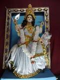 Saraswati di Maa Fotografie Stock