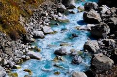 Saraswati flod Fotografering för Bildbyråer