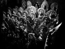 Saraswati puja Royaltyfria Bilder