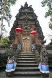 Saraswati temple ubud bali indonesia Stock Images