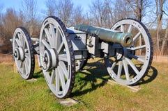 Saratoga Nationaal Historisch Park, New York, de V.S. Royalty-vrije Stock Afbeelding