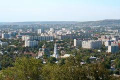 Saratov city Royalty Free Stock Photography
