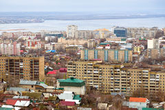 Saratov City. Russia Stock Images