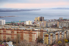 Saratov City. Russia Royalty Free Stock Image