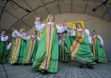 Saratov Grandmother Royalty Free Stock Images