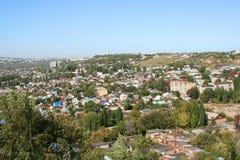Saratow-Stadt stockfotografie