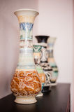 Sarawak Crafted Vase Royalty Free Stock Photography