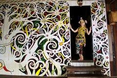 Sarawak Cultural Village royalty free stock images