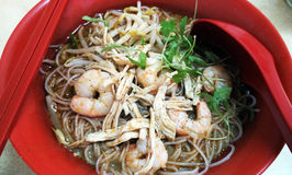 Sarawak Laksa Royalty Free Stock Photos