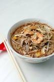 Sarawak Laksa (Sarawak Chinese Noodles) Stock Photography