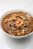 Sarawak Laksa (Sarawak Chinese Noodles) Royalty Free Stock Images